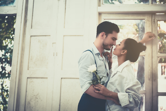 signs that your taurus man is in love with you