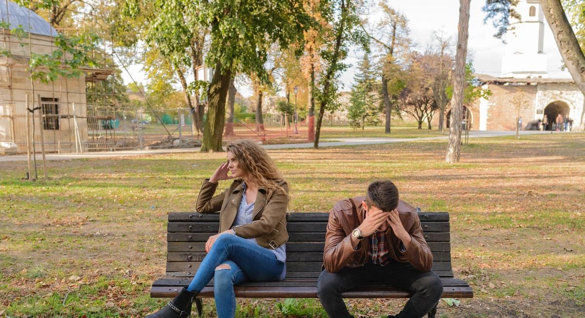 Couple arguing- Why Taurus Man Pulls Away