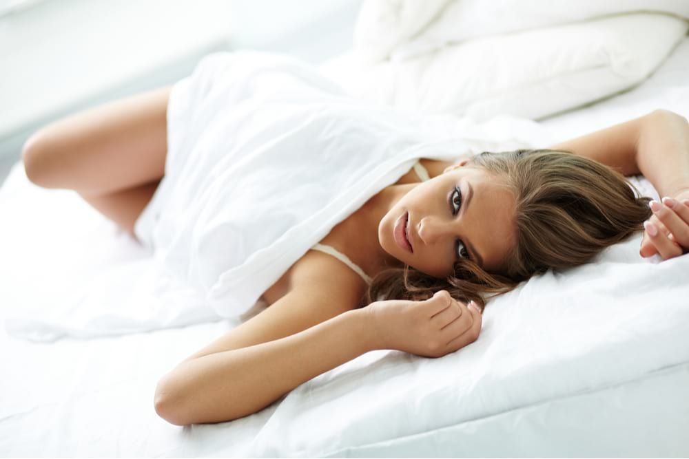 Best Sex Positions With A Taurus Man - Missionary